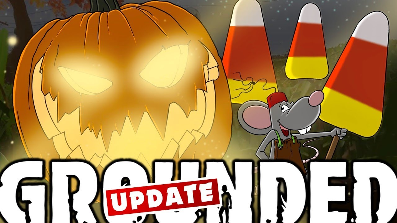 GROUNDED UPDATE TODAY! Every Thing You Need To Know! Hedge Changes! New Items! Perks And Scabs!