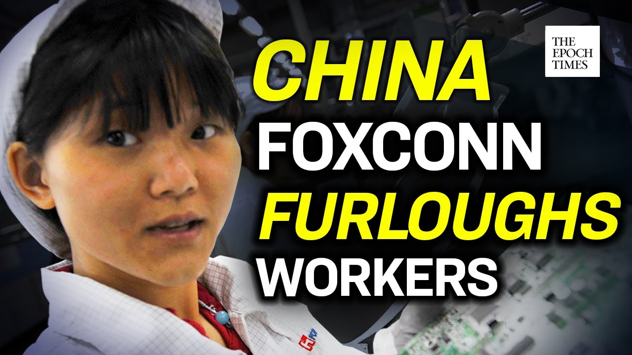 Foxconn Workers Leave for Four Months | CCP Virus | COVID-19 | Coronavirus | Epoch News