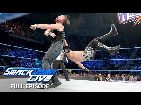 WWE SmackDown LIVE Full Episode, 31 January 2017