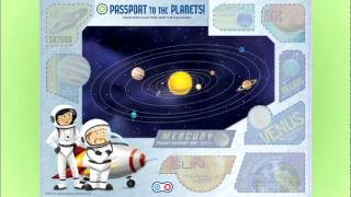 LeapFrog Tag with Solar System Bundle