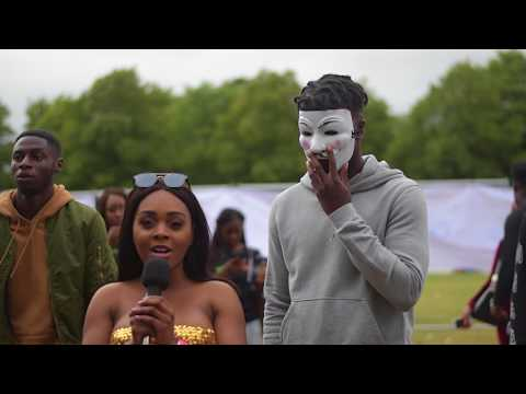 Ghana Party In The Park 2017 Highlights