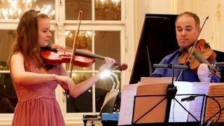 J. Sibelius: Duo for violin and viola | E. Salmi, P. Bársony