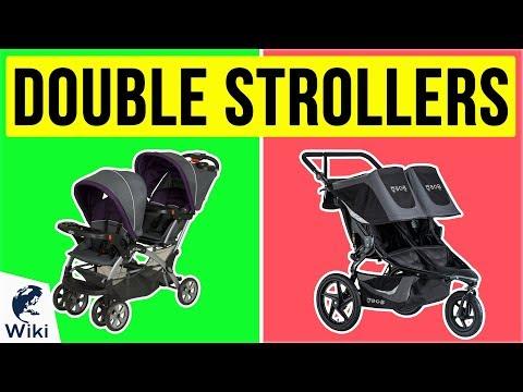 10 Best Double Strollers 2020
