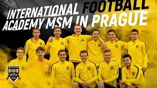 Международная Футбольная Академия МСМ в Праге(, 2016-01-26T16:13:58.000Z)