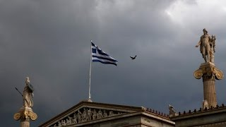 Greece becomes 1st developed nation to default on intl obligations
