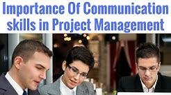 Importance Of Communication skills in Project Management
