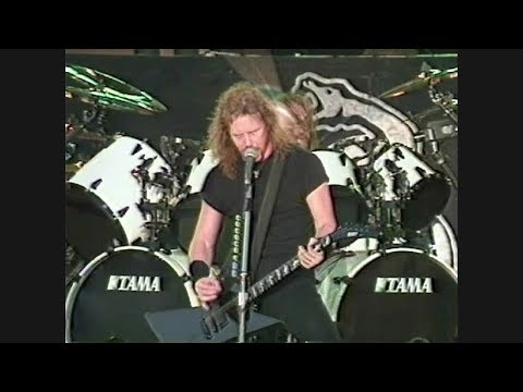 Metallica - Live in Basel '93 [ReMastered 25th Anniversary Edition]