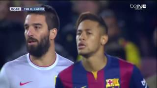 Barcelona FC vs Atletico Madrid FULL MATCH 11 01 2015