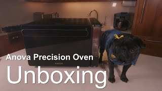 Anova Precision Sous Vide & Combi Countertop Oven, What's Inside?: Unboxing