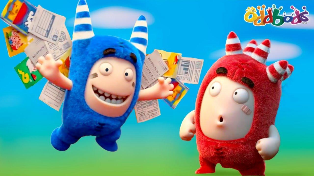Oddbods | YENİ | En Sevilen 50 Bölüm | Çocuklar Için Çizgi Filmler