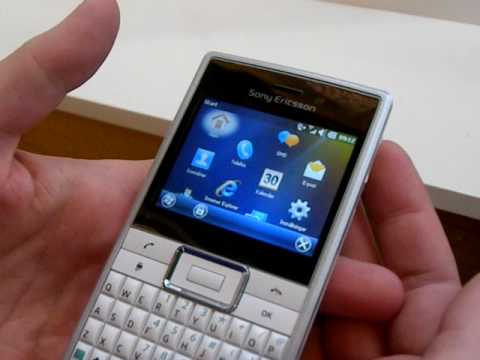 Sony Ericsson Aspen - video panoramica @ MWC 2010