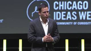 Peter Thiel: Going from Zero to One