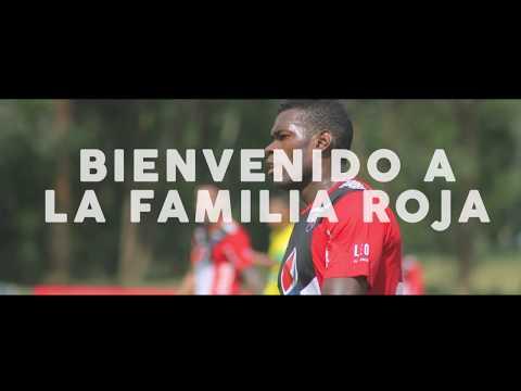 Danilson Córdoba volvió a casa