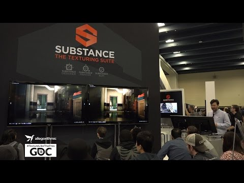 GDC 2016: Substance in Rainbow Six: Siege by Lucas Granito