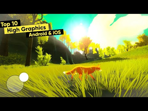 Top 10 New High Graphics Games for Android & iOS 2021 | Best New Android Games 2021 (High Graphics)