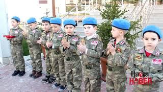 Minik Eller Askerimiz İçin Dua Etti
