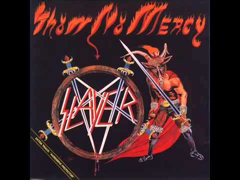 Slayer  Show No Mercy Full Album