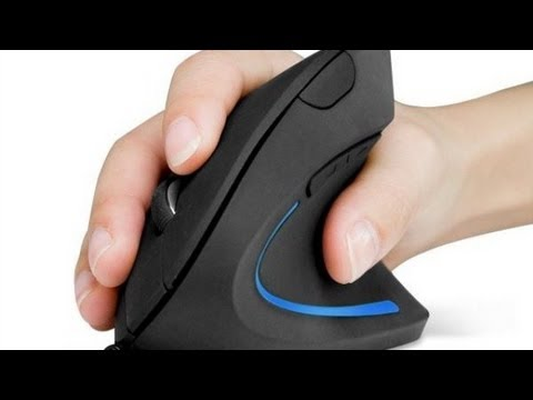 Anker 2 4G Wireless Vertical Ergonomic Optical Mouse Unboxing & First Look!
