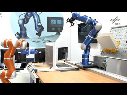 Human-centered Robotics at the Automatica 2016 in Munich