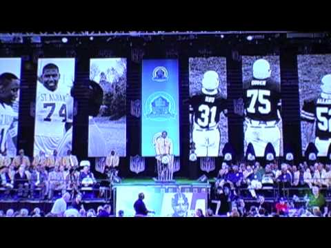 Jonathan Ogden - Pro Football Hall of Fame