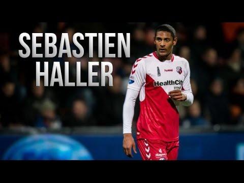 Sébastien Haller ● Goals, Skills and Assists ● 2014/15