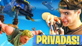 TORNEO de Fortnite: Battle Royale con SUBS!! PARTIDAS PRIVADAS! - AlphaSniper97