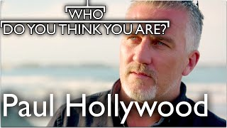 Paul Hollywood Gets Emotional Visiting WW2 Sites | Who Do You Think You Are