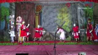 Jesus' Passion Play (Tamil) at Holy Family Church, Trimulgherry,Hyd,AP,INDIA, HD
