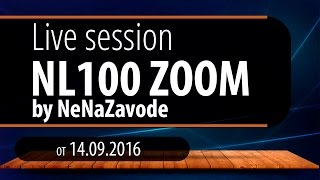 Живая сессия зум100 NeNaZavode poker live session nl100 zoom