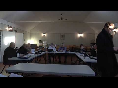 Regular Meeting of Council Oakland-Wawanesa Dec 18, 2018 Part 1