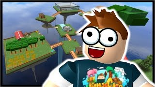 A 100% COMPLETE ROBLOX SKYBLOCK!! | Roblox Skyblock 2 Tycoon #2