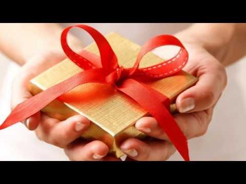Подарки пожилым людям своими руками