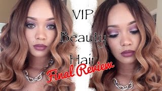 aliexpress vip beauty hair brazilian body wave   final review