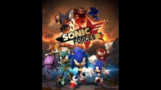 Sonic Forces (2017) - PC Gameplay
