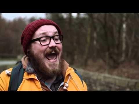 Chris Walks To London - trailer