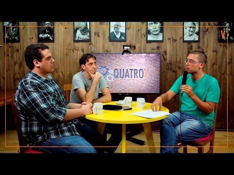 Corrupção no Futebol e Perseguição à Gaviões – QuatroV Opinião