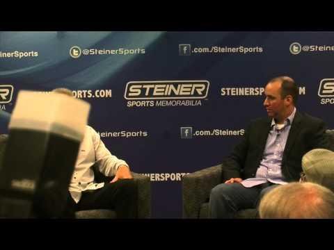 "Joe Montana: ""Playing for Bill Walsh"" - Steiner Sports Q&A"