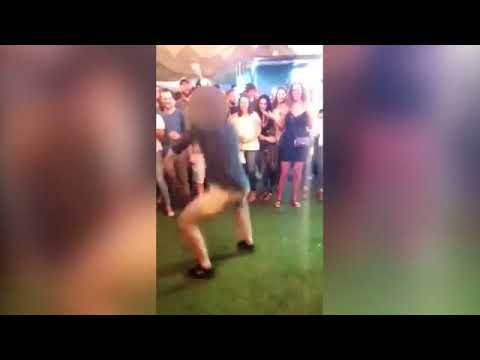 FBI Agent Shoots Someone Accidentally While Dancing