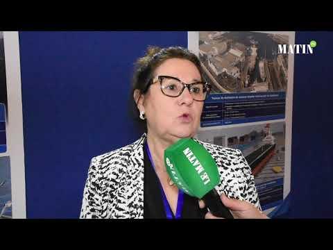 Entretien avec Nadia Laraki, DG de l'Agence nationale des ports