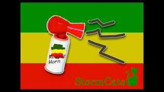 Reggae (Air) Horn Hi - Dj Sound Effect