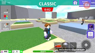 I played a new game of Roblox/cursed Island.