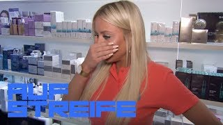 Das stinkt zum Himmel! Verkauf von manipuliertem Parfum?   Auf Streife   SAT.1 TV