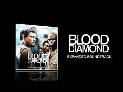Blood Diamond  -  Expanded soundtrack James Newton Howard