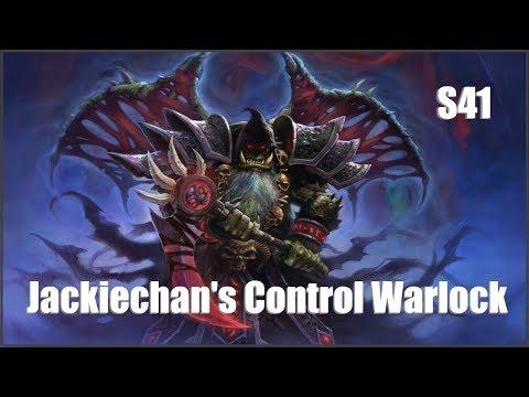 Jackiechan's Control Warlock