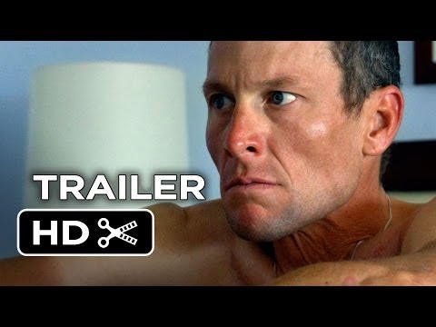The Armstrong Lie Official Trailer 2 (2013) - Lance Armstrong Steroid Documentary HD