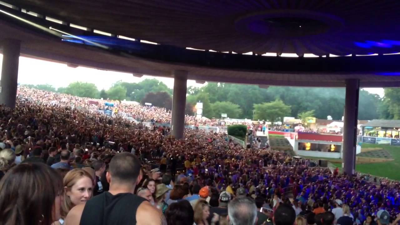 zac brown band - pnc bank arts center 7/10/2014 - keep me in mind