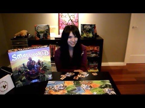 Small World 小世界 桌遊教學+心得 - YouTube