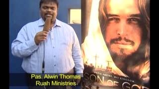 SON OF GOD | Pas. Alwin Thomas | Review