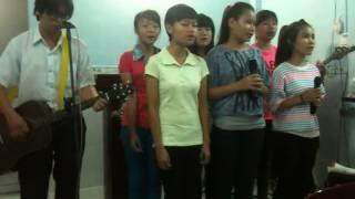 Cobus Thông and sammuel band  Chúa Đã Chọn Tôi