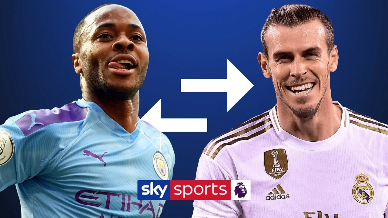 The story behind Real Madrid's £70 million + Gareth Bale swap for Raheem Sterling ????